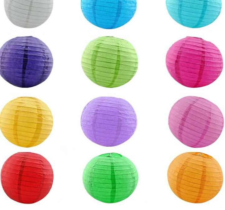 Cheap craft model, Buy Quality gift coin directly from China gift craft inc. Suppliers: Mulit color option 14 inch 35cm Round Chinese Paper Lantern for Birthday Wedding Party Decoration gift craft DIY USD 4.1
