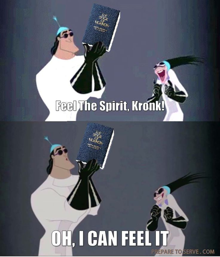 Kronk would make a good missionary! :) /// Bahahaha. xD But he really would! ;D