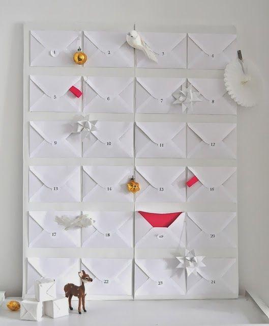 Inspiracion Navideña: Calendarios de Adviento