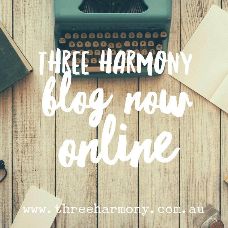 It's finally here! The Three Harmony blog is now online. Learn about all things Ayurveda and Yoga for good health and longevity.