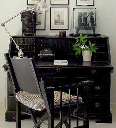 svart skrivbord - Sök på Google