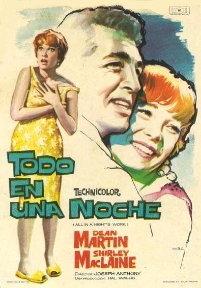 Todo en una noche (1961) tt0054615 PP