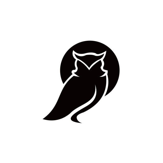 Owl Bird Animal Animal Clipart Animal Icons Bird Icons Png And Vector With Transparent Background For Free Download Owl Silhouette Owl Logo Animal Icon