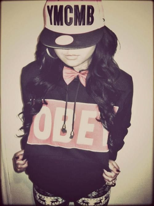 Dope swag Girls | via Tumblr | CLOTHES | Pinterest | Cute ...