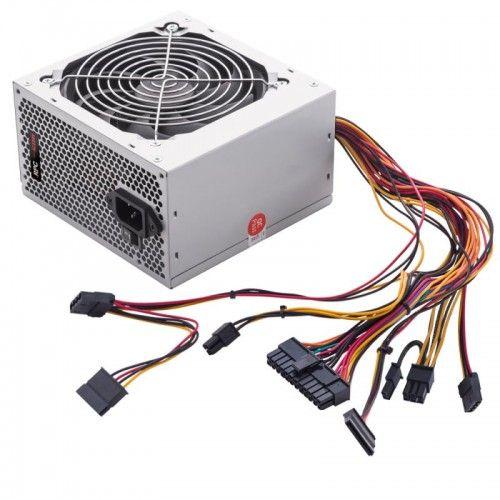 Sursa RPC 550W, PWPS-055P00P-BU01A, PFC pasiv, ventilator 120mm