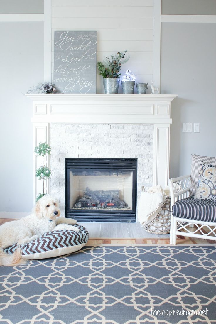 Fireplace Makeover Before Amp After Beautiful