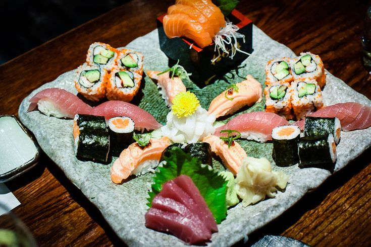 Koi, an intimate sushi restaurant in Kensington
