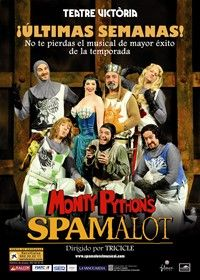 TRICICLE - Spamalot