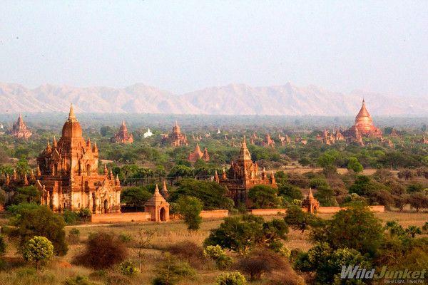 Exploring the Buddhist Kingdom of Bagan By Bike - Wild Junket