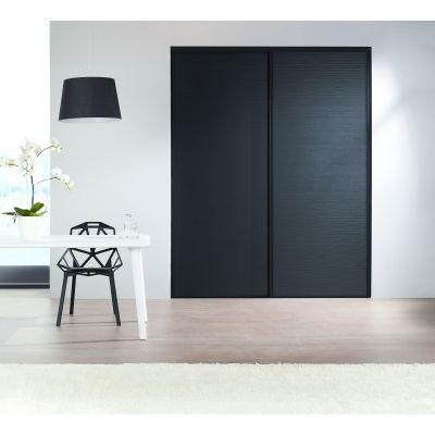 17 best ideas about porte coulissante verre on pinterest - Porte de placard bois ...
