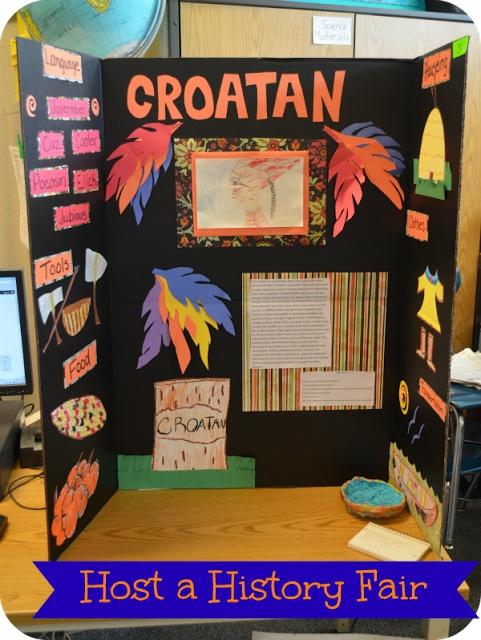 History project topics