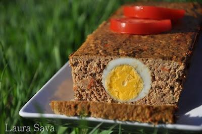 drob de pui: Chicken, Laura Sava, Cu Ficatei, By Laura, Culinary, Recipes, Romanian Food