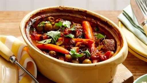 Beef and Carrot Casserole