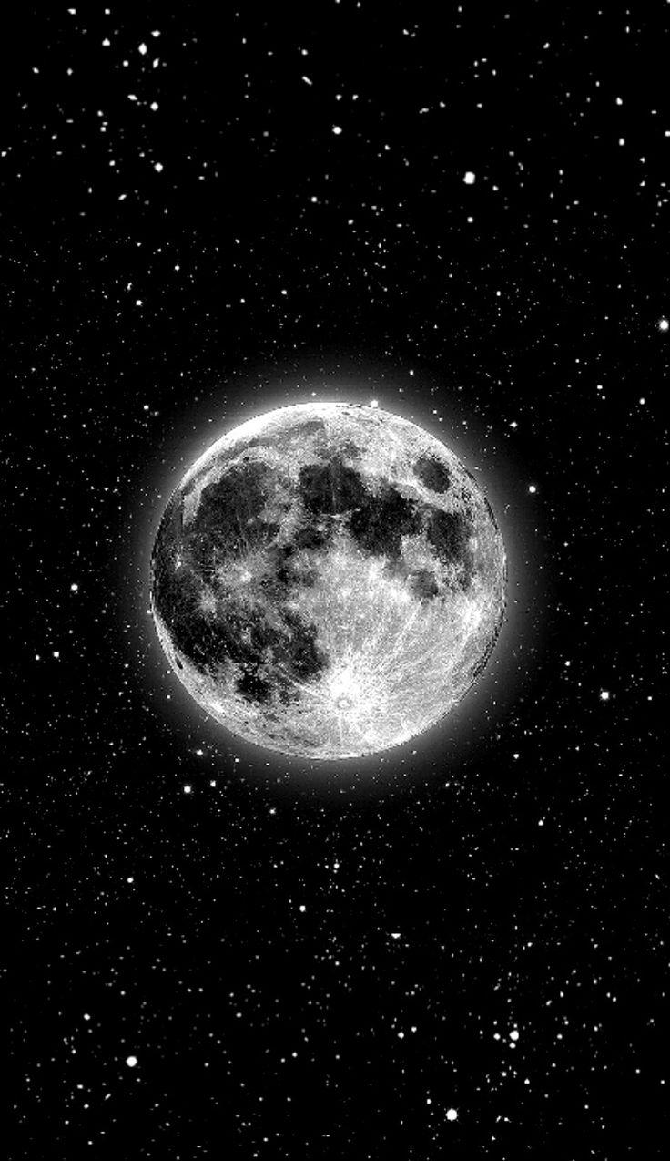 Iphone Tumblr Moon Wallpaper