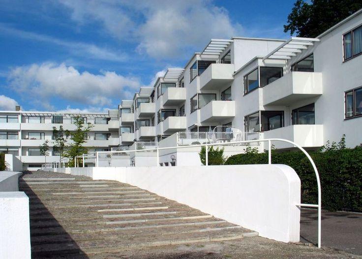 Bella Vista i Klampenborg - Danish Funkis