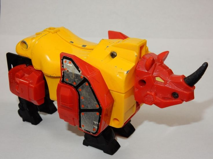 Tamara 1986 Transformers Original G1 Predacon Headstrong Action Figure #Hasbro