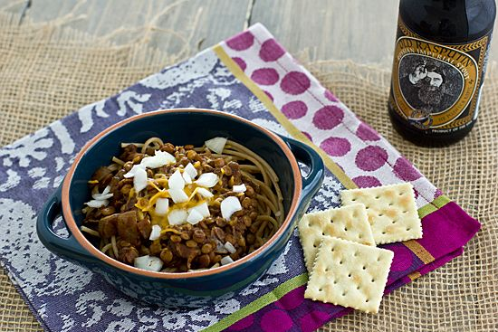 Vegan Cincinnati Chili - I am making this this weekend come hell or high water.