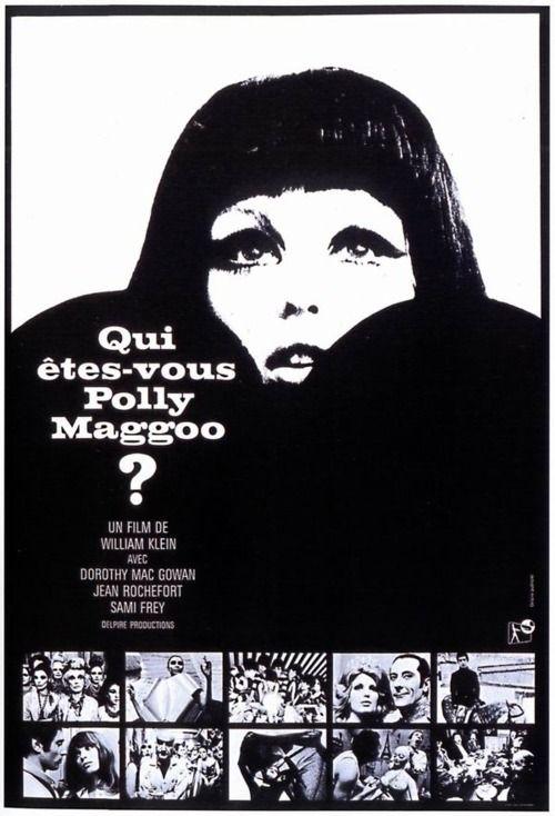 Qui etes-vous Polly Maggoo? (Who are you, Polly Maggoo?)