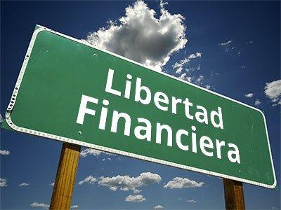 8 Pasos para  llegar a la libertad financiera