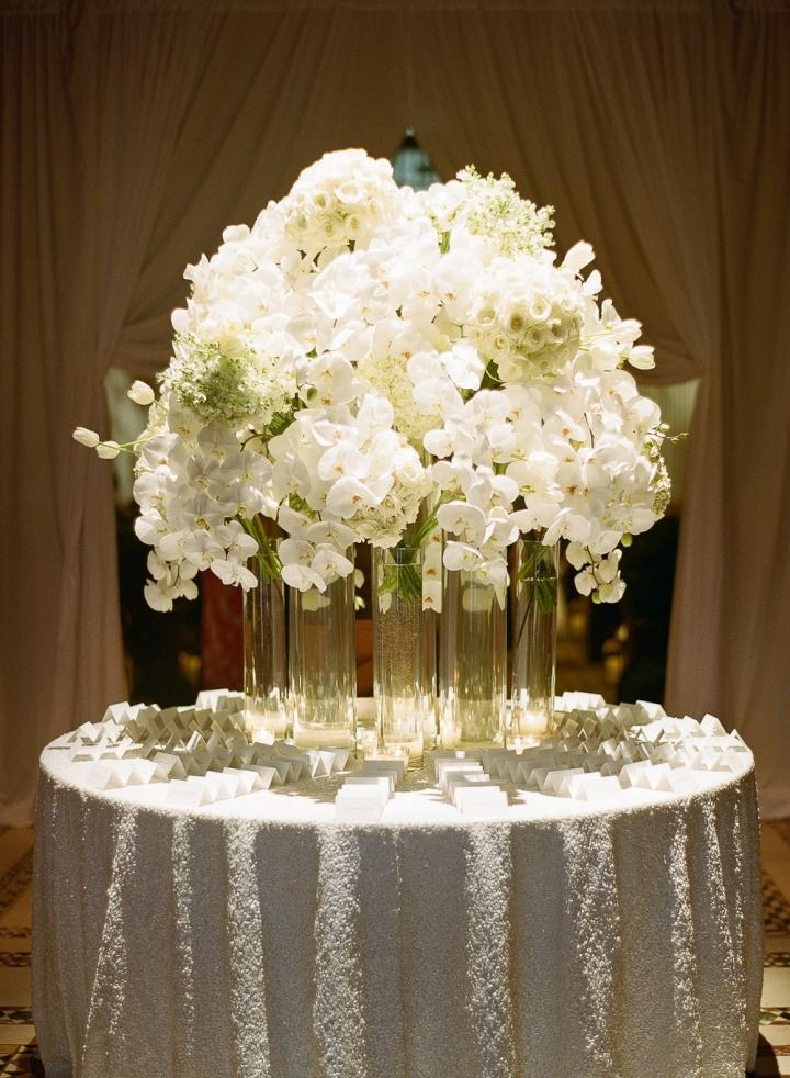 263 best images about Escort card table on Pinterest   Receptions ...
