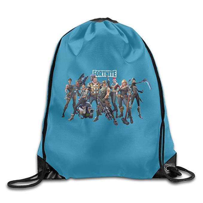 Fight Like A Princess Men /& Women Drawstring Pack Beam Mouth Gym Sack Shoulder Bags