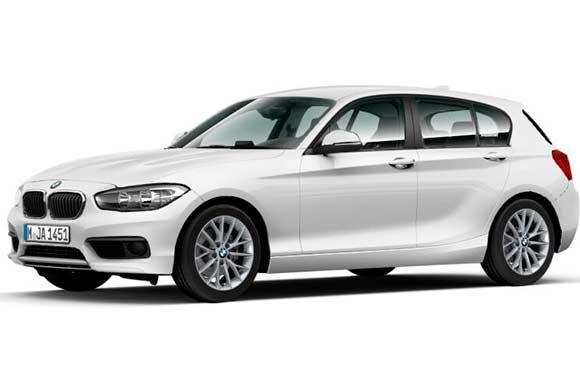 Veja a ficha técnica completa do BMW 120i AT