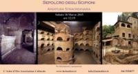 #Visita guidata al #Sepolcro degli #Scipioni