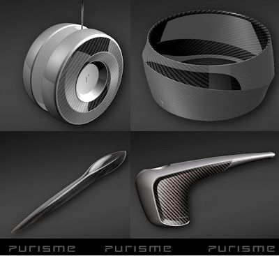 Purisme Carbon Fiber Collection: Light Luxury Products With A Heavy Price Tag