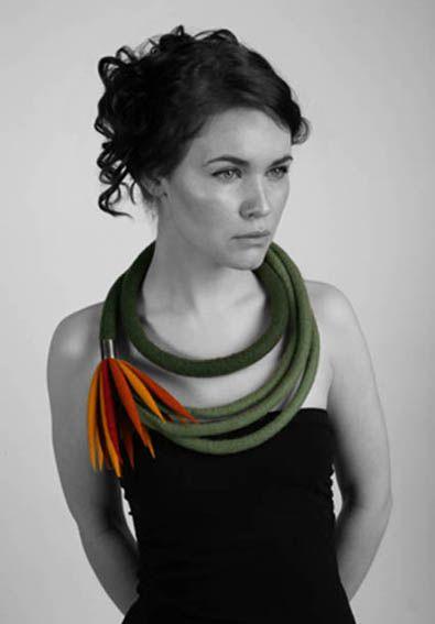 Justyna Truchanowska - Neckpiece No.One