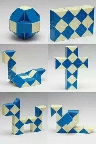 Rubix Snake