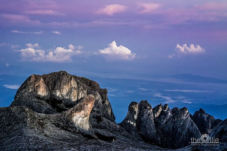 Kinabalu summit