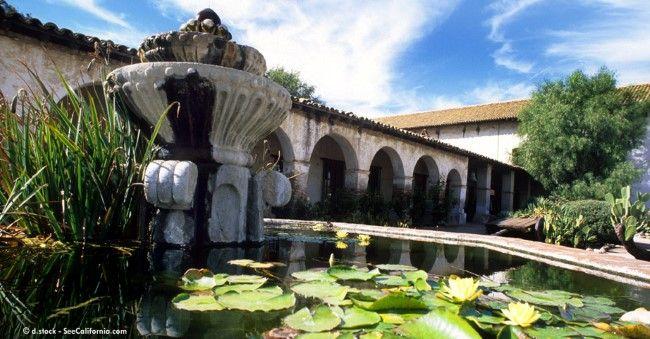 Mission San Miguel Arcangel, San Miguel, CA