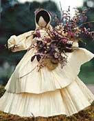 Cornhusk Dolls  Copyright 1995 by Julie Bergeron  http://artisticpage.com/julies-heart/igmt-min/html/julie_bergeron.html