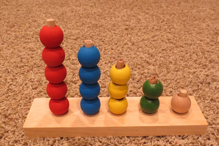 have something very similar to this from Pottery Barn Kids received as a baby shower gift  smj     Montessori Inspired Advanced Wooden Abacus by InspiredByKay, $18.50