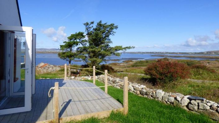 Without question a cottage to return to dreaming of warming peat fires on cool evenings
