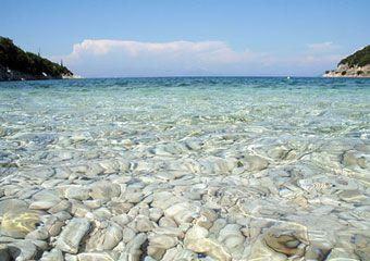 ithaca - kioni beach