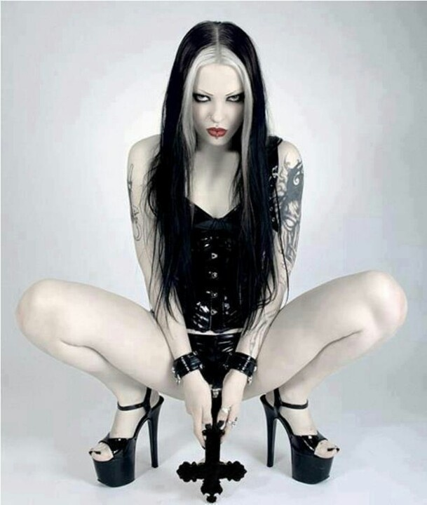 Sexy goth girl pictures