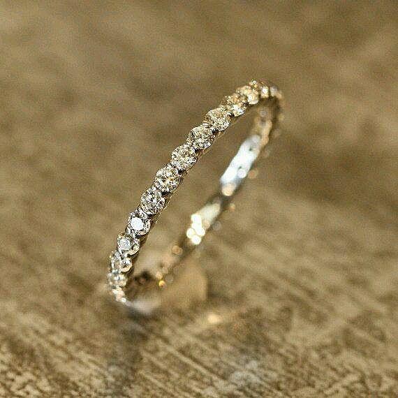 ❀ ✿ Beautiful Diamond Wedding Rings ❀ ✿ | Trend2Wear