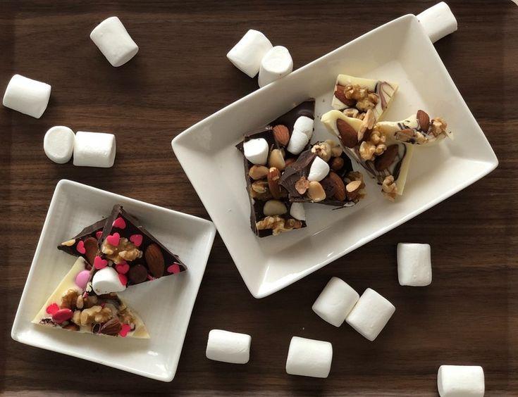 お子様と作る友チョコに♡【簡単バレンタインレシピまとめ】オーブンなし,レンジ可,市販のお菓子を使ったアイデアなど多数♪|LIMIA (リミア)