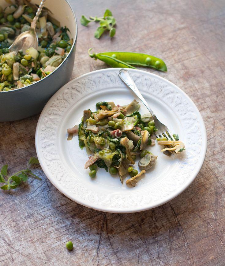 Vignarola: la ricetta perfetta | Dissapore