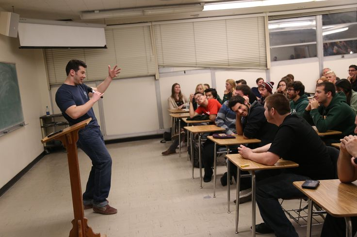 Mustang News - Conservative comedian Steven Crowder comes to Cal Poly, touches on campus activism.