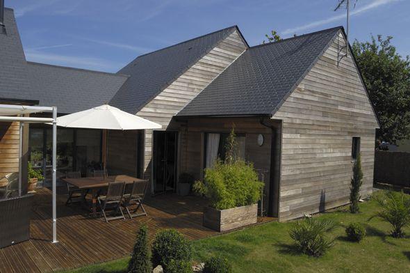 Maison Ossature Bois Plain Pied : maisons – Groupe Trecobat-maison ossature bois plain pied Maison