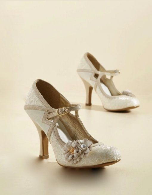 1920s Wedding Shoes 034 - 1920s Wedding Shoes