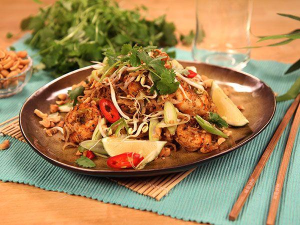 Phad thai   Recept från Köket.se