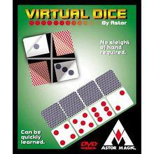 Virtual Dice by Astor - Trick