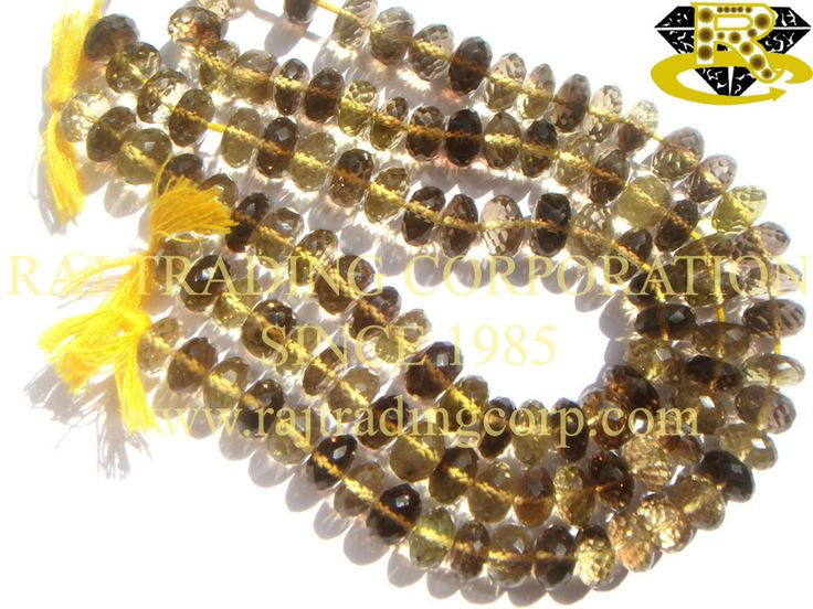 Bio Lemon Faceted Roundel (Quality AA) Shape: Roundel Faceted Length: 18 cm Weight Approx: 17 to 19 Grms. Size Approx: 8 to 8.5 mm Price $21.00 Each Strand