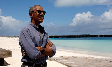 Obama Is Holed Up Writing His Book On The South Pacific Island Of Tetiaroa | The Huffington Post