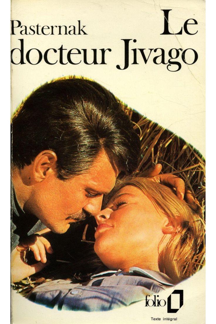 Le Docteur Jivago - Couverture - Format classique