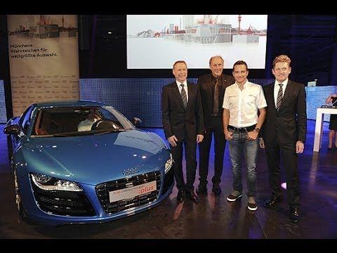 Audi Gebrauchtwagen :plus Zentrum München feierte Eröffnung am 21.10.2013 http://www.ganz-muenchen.de/shopping/auto/audi/audi_gebrauchtwagen_plus_zentrum_muenchen_eching/eroeffnung/2013.html