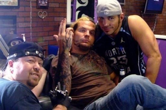 Jeff Hardy & Matt Hardy | Hardy Boyz/Hardy Family | Pinterest
